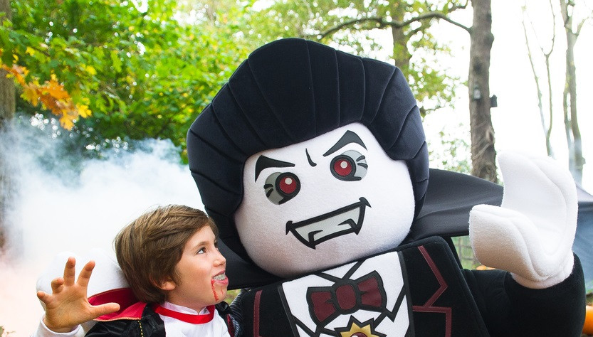 Lord Vampyre at the LEGOLAND Windsor Res