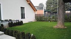 Realizzazione Giardini Lissone