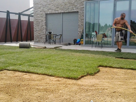Prato sintetico - giardini con erba artificiale Monza e Brianza