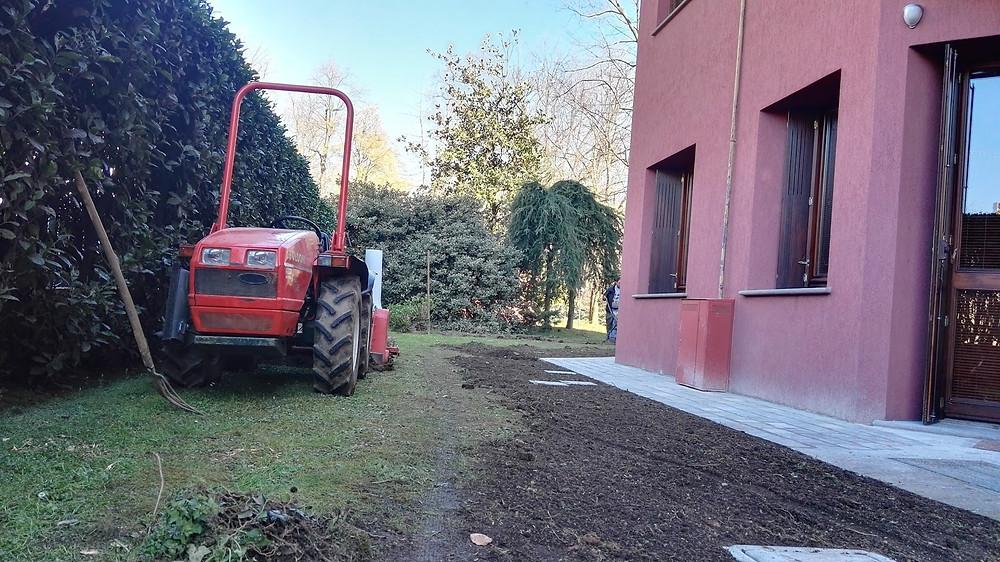 manutenzione giardini Monza