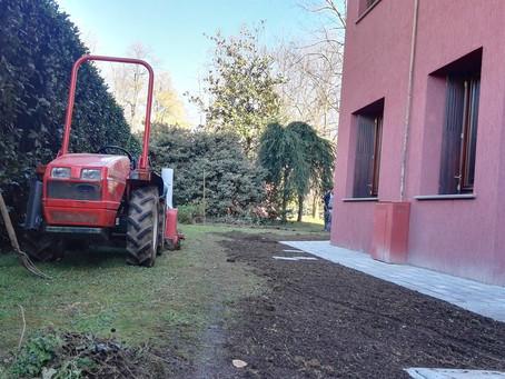 Manutenzione Giardino Monza
