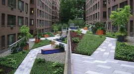 Realizzazione Giardini Condominiali Brianza