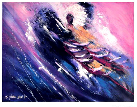 The Calling (24'' x 18'') 3 Remaining Best Seller!