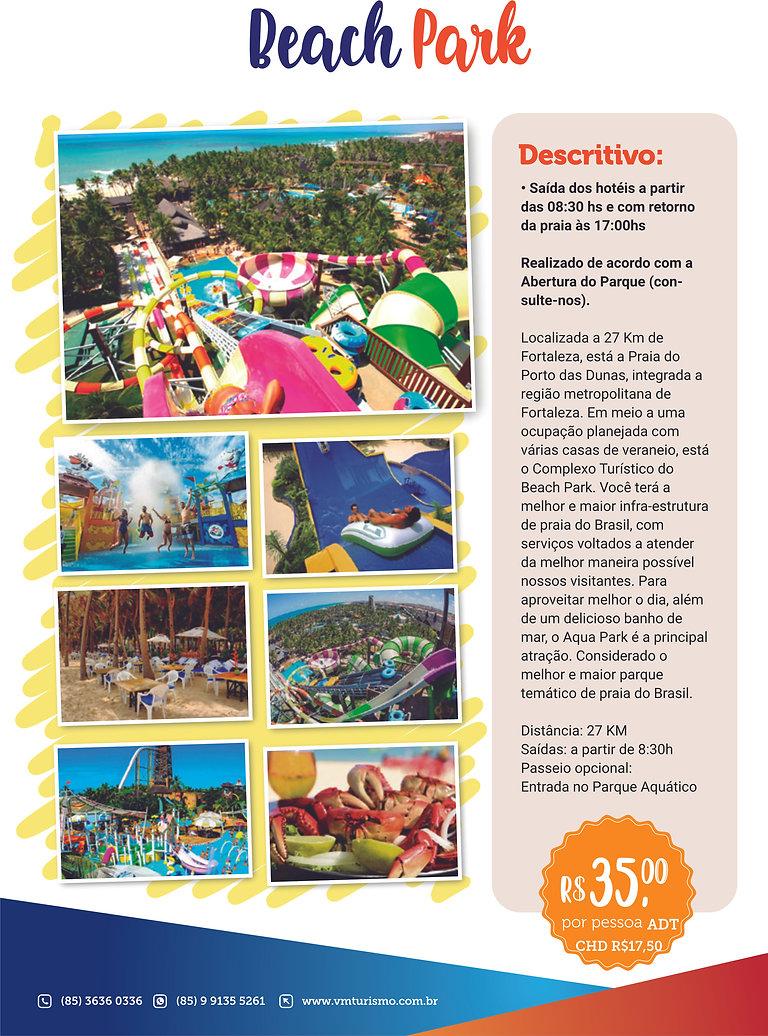 Beach Park - Turismo Ceará