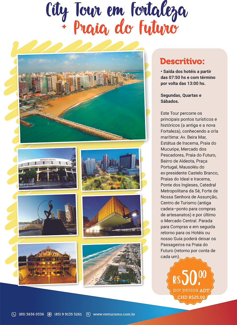 City Fortaleza - Praia do Futuro