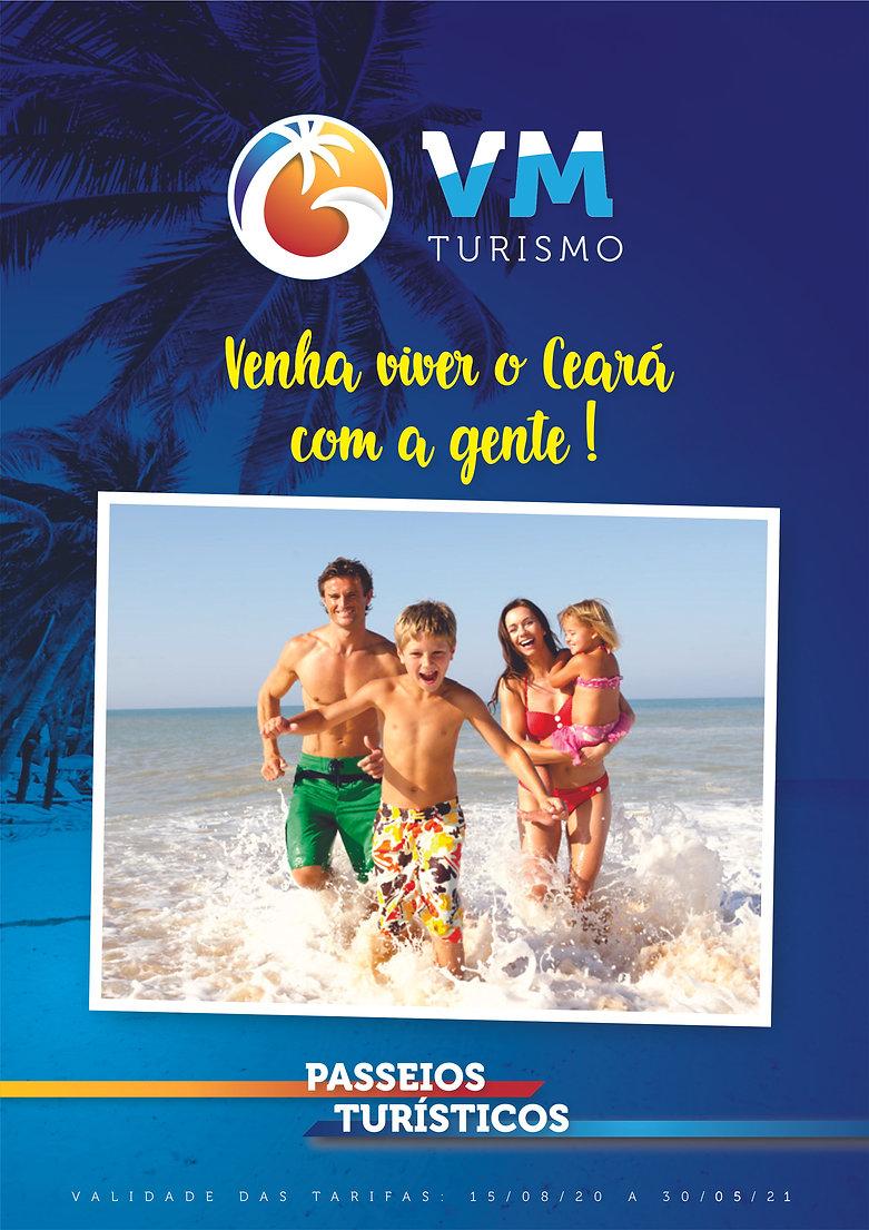 VM Turismo - Agência de Turismo