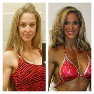 Makeup & Hair Fitness Competitions, Professional Makeup Artist, Photo Shoots