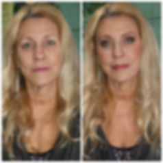 mature women makeup, wedding makeup, charity event makeup, corrective makeup, older women makeup