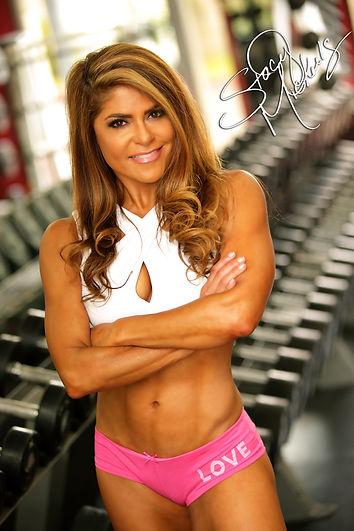 Stacy Michaels Fitness Model