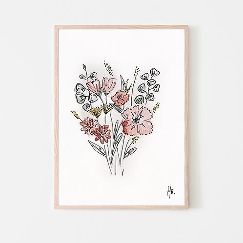 Bouquet de bonheur
