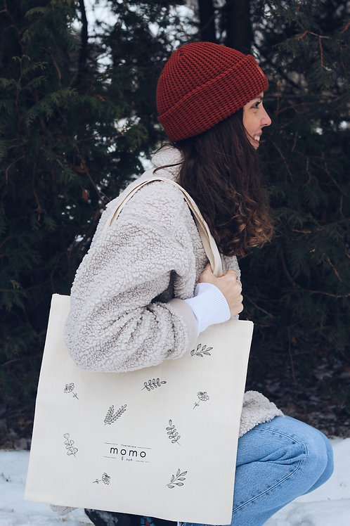 Botanical - Tote Bag