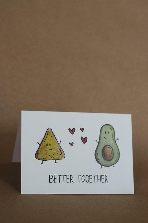 Carte - Better together