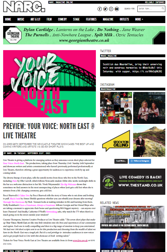 NARC yOUR VOICE NORTH EAST.PNG