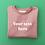 Thumbnail: Sweat brodé rose