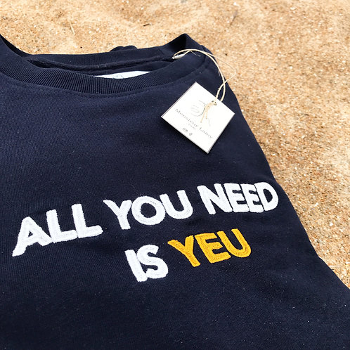 All you need is Yeu