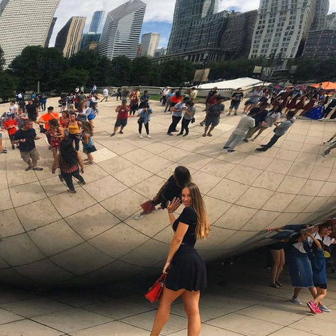 Un week-end à Chicago