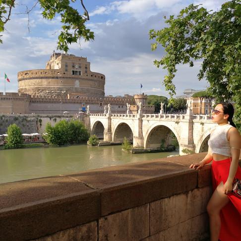 Fiche ville Rome de Shani 🇮🇹