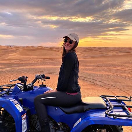 Un aperçu de Dubaï par Juliette