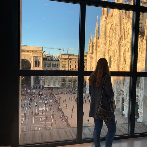Fiche ville Milan de Séraphine 🇮🇹