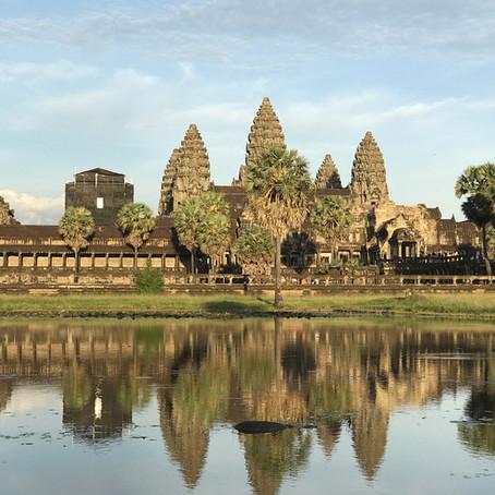 Fiche Ville Siem Reap 🇰🇭