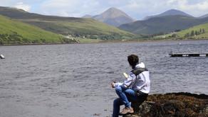 Job d'été à l'île de Skye, en Écosse, avec Henry 🏴