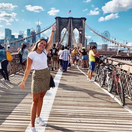 Vivre à New-York par Chloé
