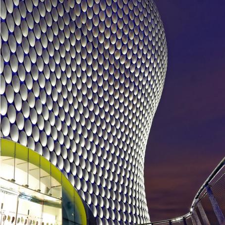 Fiche ville Birmingham 🇬🇧
