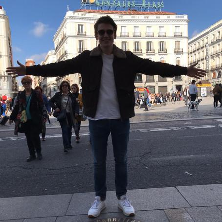 Fiche ville Madrid de Théo 🇪🇸