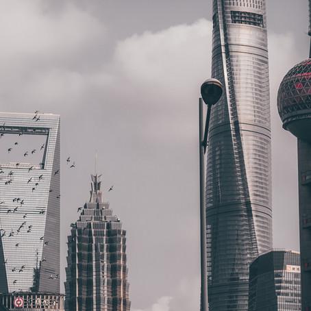 Fiche Ville Shanghai 🇨🇳