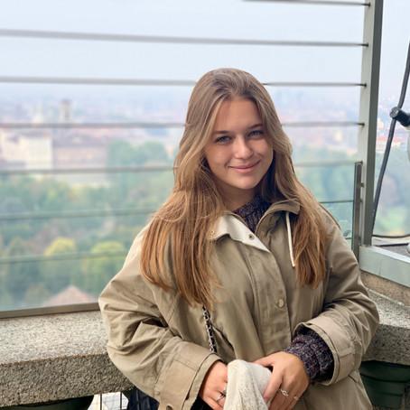 Vivre à Milan - Séraphine étudiante à Università Cattolica Del Sacro Cuore