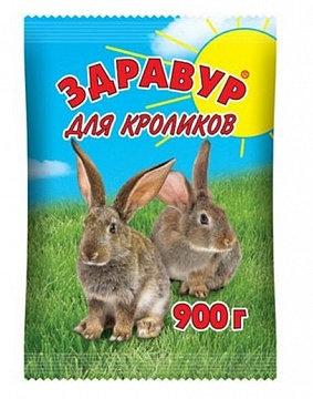 Здравур для кроликов
