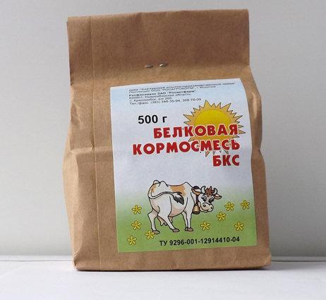 Белковая кормосмесь БКС (дрожжи кормовые)