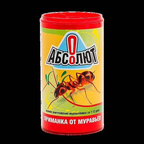 Приманка Абсолют от сад.муравьев (порошок)