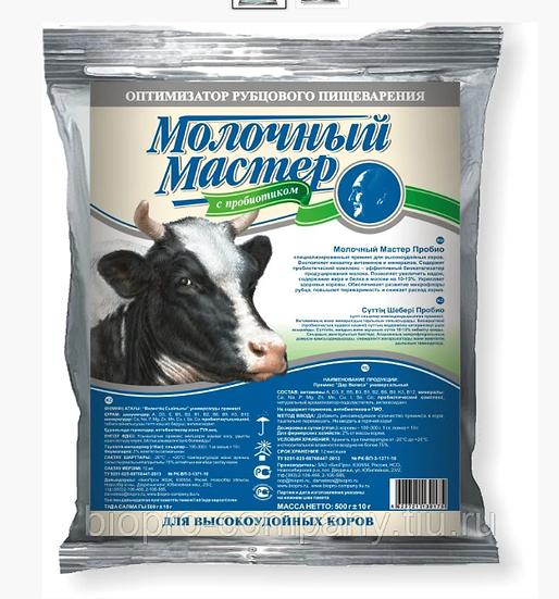 Молочный мастер Оптимизатор с пробиотиком