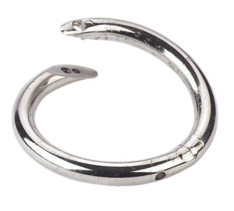 Кольцо носовое для быков 70 мм 3 (из нержавеющей стали)