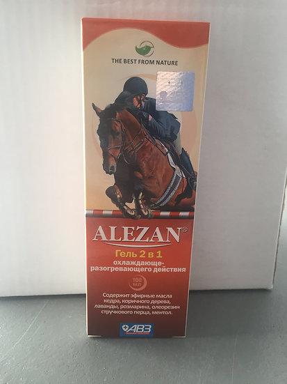 Алезан гель 2 в 1