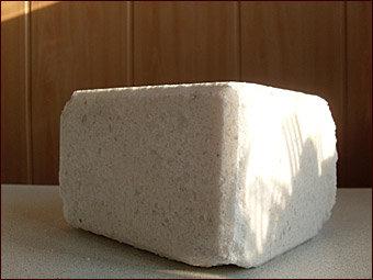 Блок соляной