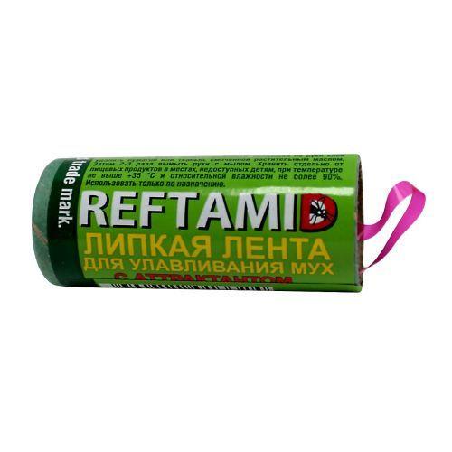 Лента-мухолов Рефтамид