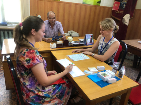 Бизнес-миссия в Бишкек, Киргизия, 19-23 августа 2019 года