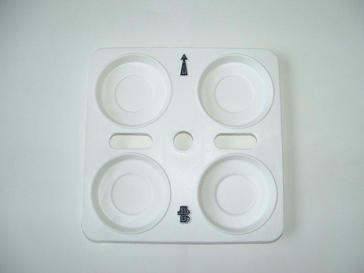 Пластинка молочная контрольная ПМК-2