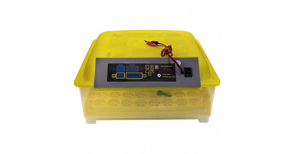 Инкубатор автоматический с резервным питанием И48-3