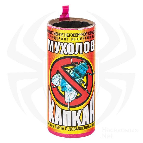 Лента-мухолов Капкан