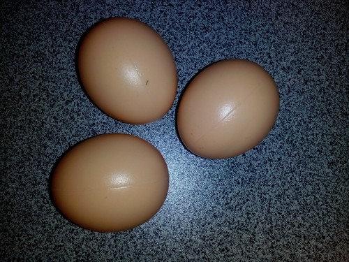 Яйцо куриное (муляж) подкладное