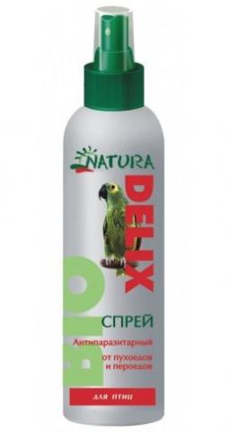 Спрей Деликс Био для птиц