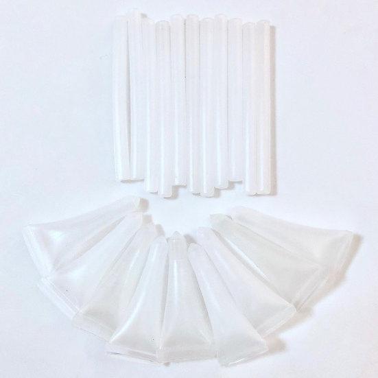 Катетер с ампулой д/осеменения пластмассовый