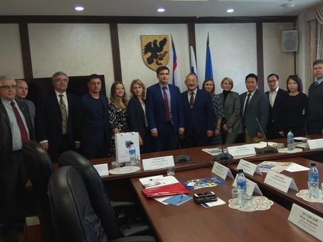 Бизнес-миссия в Якутск 11-14 сентября 2019 года