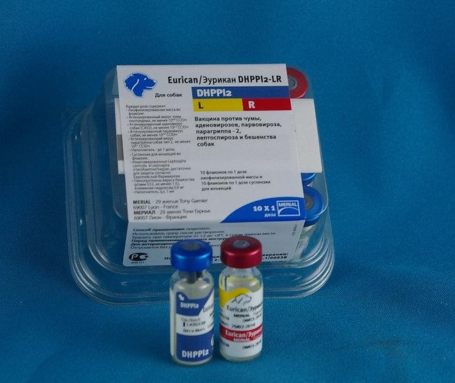 Вакцина Эурикан DHPPi+LR