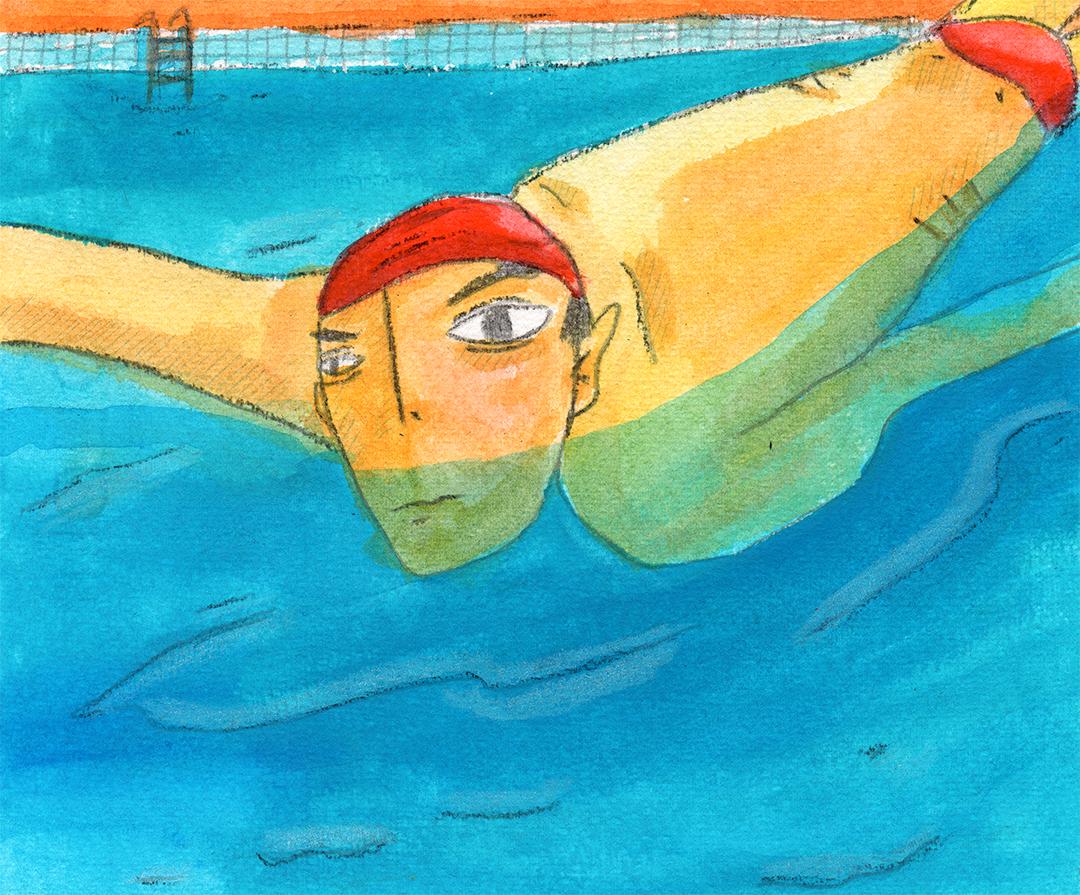 Nadador 1