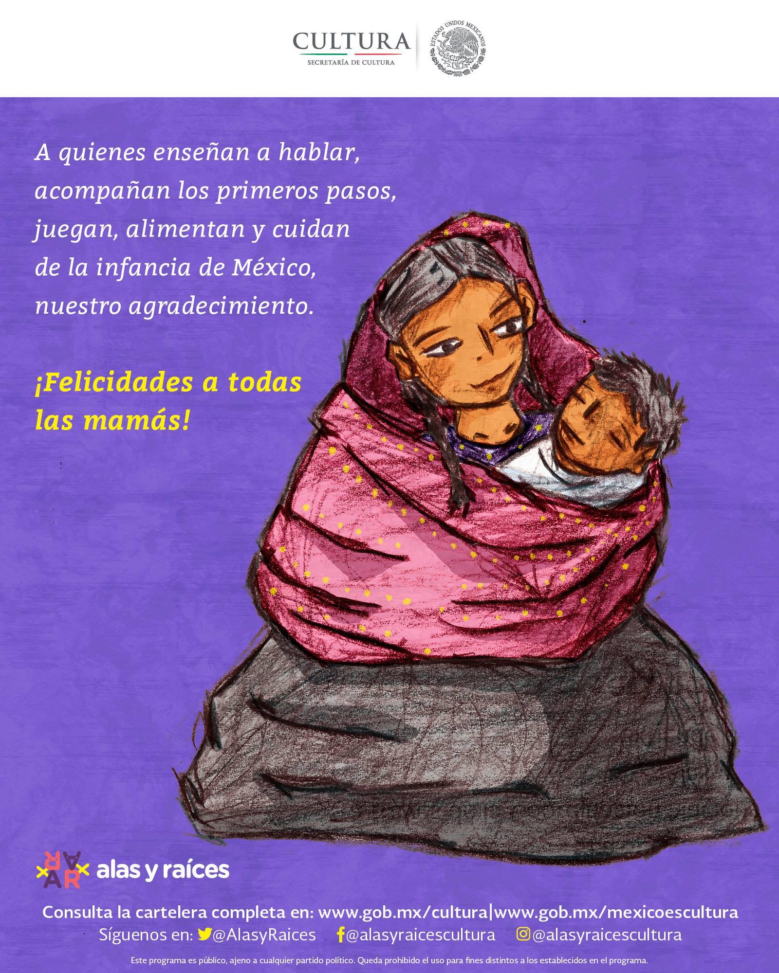Madre mexicana