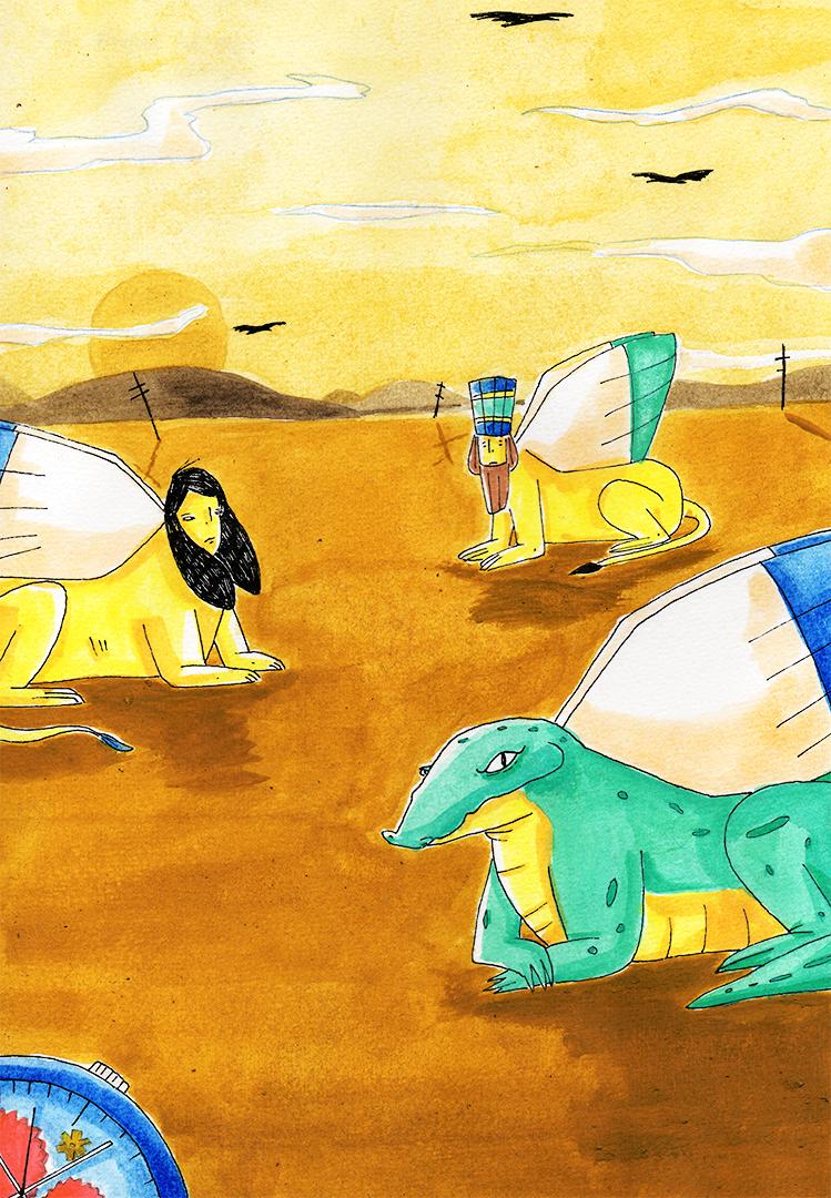 Hijos del desierto 6